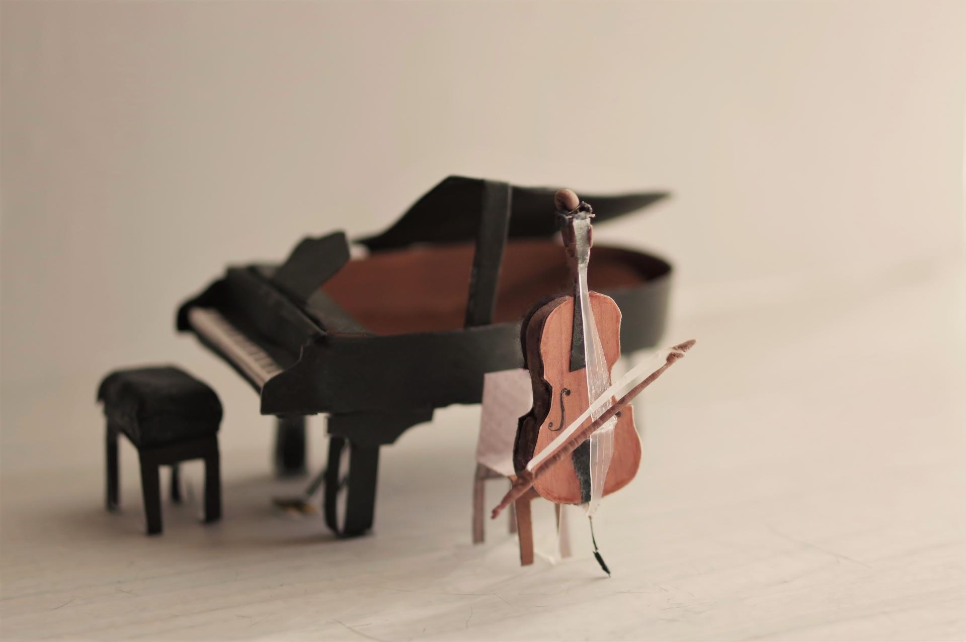 ピアノカフェ伊勢治「フィドラー演奏会」